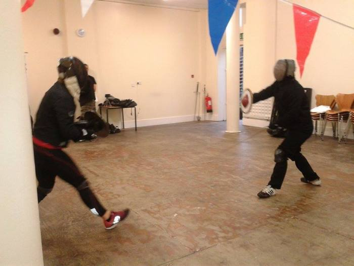 Waterloo Sparring Group | Historical fencing in the heart of